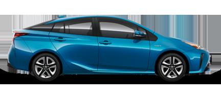 Prius Comfort Voiture à hayon arrière